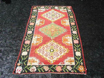 Antique Wool Kilim Rug 25108
