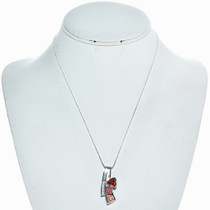 Sterling Silver Pendant 0886