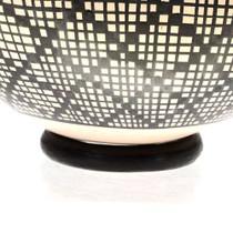 Mata Ortiz Black Pottery Rings 25661