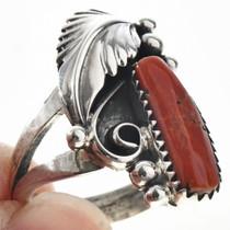 Ladies Coral Ring 24949