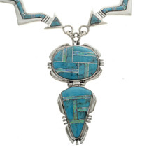 Inlaid Zuni Style Jewelry 28031