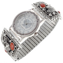 Red Coral Watch 23820
