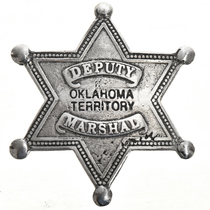 Deputy Marshal Silver Badge 28999