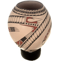 Handmade Indian Pottery 24652