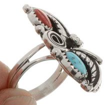 Ladies Two Stone Southwest Ring 26247