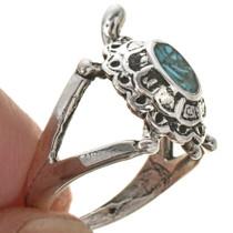 Sterling Ladies Turtle Ladies Ring 29283