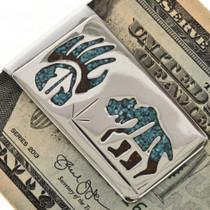 Native American Money Clip 18157