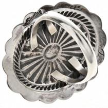Dazzling Ladies Concho Ring