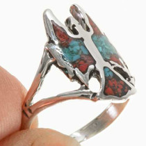 Navajo Made Ladies Ring