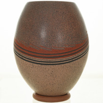 Speckled Clay Pottery