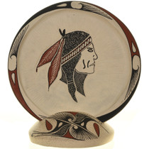 Mata Ortiz Plate