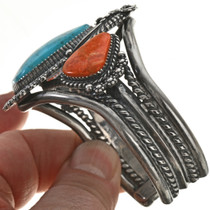 Antiqued Native American Bracelet 28648