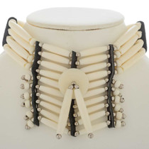 Indian Bone Choker 27425