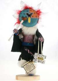 Chief Kachina Doll 16808