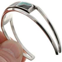 Inlaid Silver Bracelet 26324