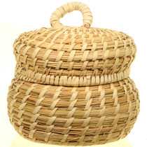 Papago Indian Southwest Basket