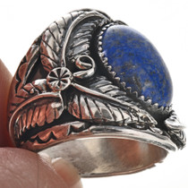 Navajo Big Boy Mens Ring 28958