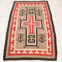 Transitional Wool Rug