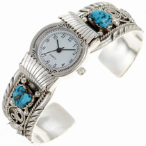 Turquoise Ladies Watch 24425