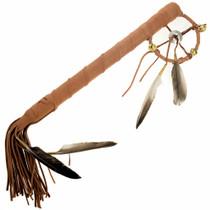 Sioux Medicine Wheel Rattle 24423