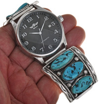 Turquoise Mens Watch 0330
