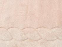 Carved Wool Rug 25131