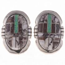 Magnesite Post Earrings 24668