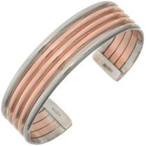 Copper Silver Bracelet 81696