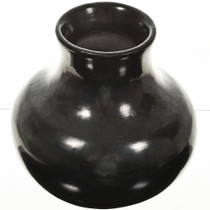Vintage Martinez Black Pottery 28900