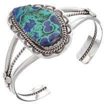 Azurite Silver Ladies Bracelet 23841