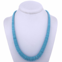 Navajo Turquoise Necklace 24681