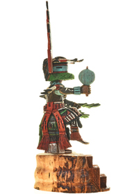 Hopi Kachina Doll 27506