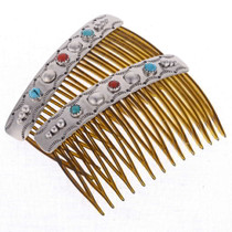 Navajo Hair Barrette 23390