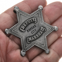 Heroes of the West Badges 29186