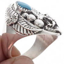 Turquoise Mens Ring 25087