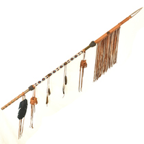 Indian Ceremonial Warrior Lance 28391