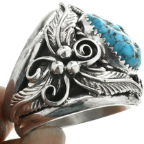 Silver Big Boy Mens Ring 23077