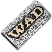Custom Silver Gold Money Clip