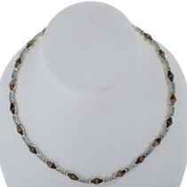Inlaid Opal Necklace 27726