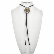 Silver Bolo Tie 29574