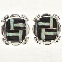 Black Jet Earrings 3413