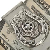 Texas Star Western Money Clip 28823