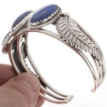 Native American Silver Cuff 25396