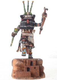 Hopi Indian Kachina 21252
