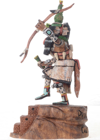 Hopi Kachina Doll 21252