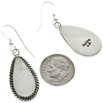Navajo Teardrop Earrings