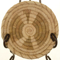 Indian Pictorial Basket 26087