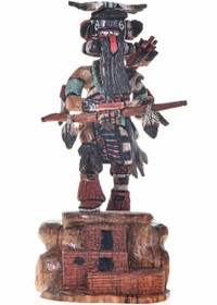 Hopi Lefthand Kachina Doll