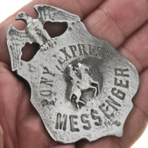 Replica Silver Badge