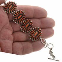 Zuni Needlepoint Bracelet 10939
